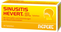 SINUSITIS-HEVERT-SL-Tabletten
